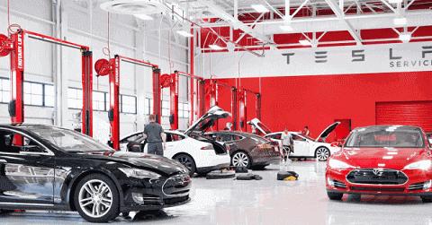 cómo decorar un taller mecánico
