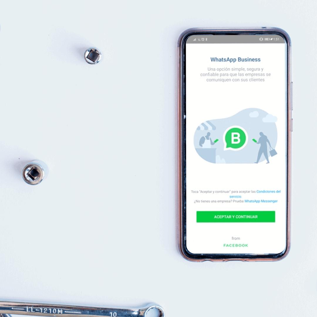 WhatsApp Business para tu taller automotriz