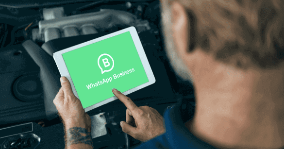 WhatsApp Business para tu taller automotriz